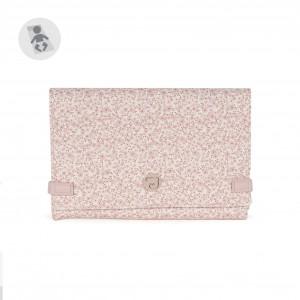 Pasito a Pasito Cambiador Bolso Flower Mellow rosa 74945