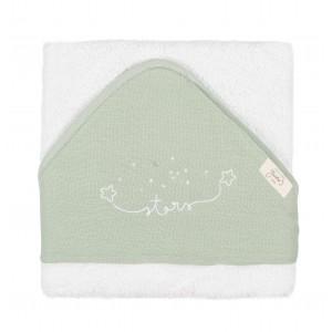 Bimbidreams Maxicapa de Baño Dream verde
