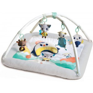 Tiny Love Manta de juegos Gymini Plush Polar Wonders 3333120541