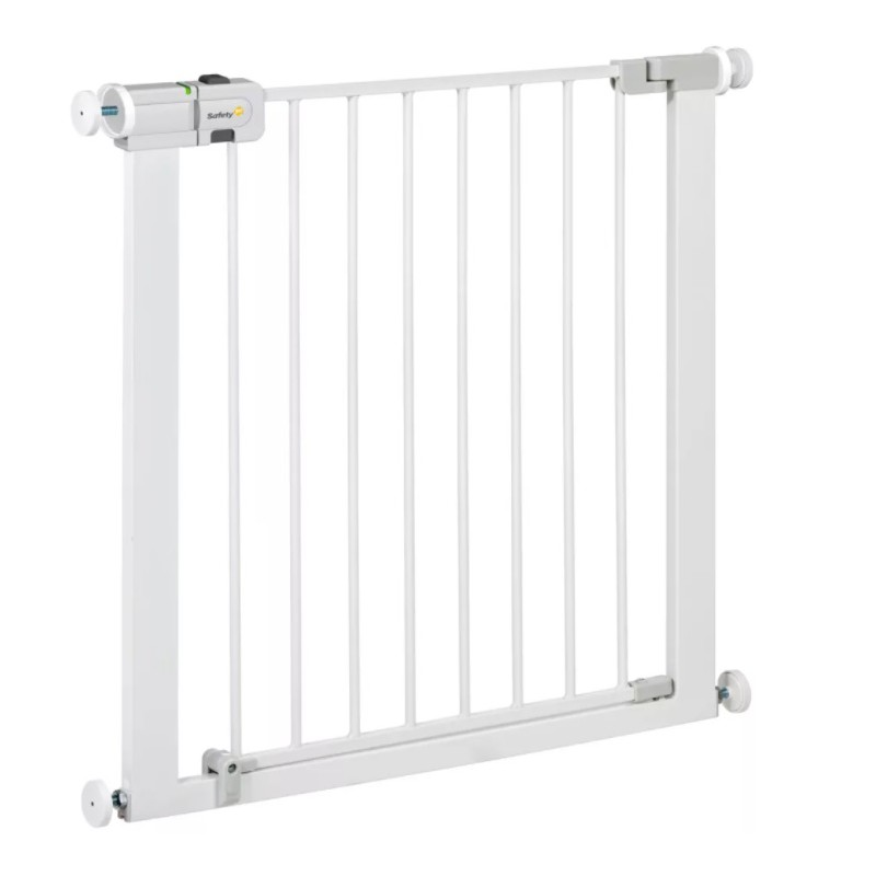Safety Barrera de Seguridad Easy Close Metal Blanco 24754310