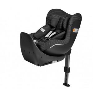 GB Silla de Coche Vaya 2 I-Size Grupo 0+/1 Plus Lux Black 620000099