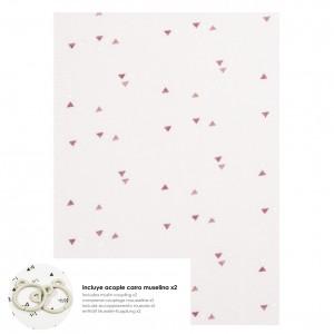 Bimbidreams Muselina Con Protección Solar UV50 Fox Rosa 56513714