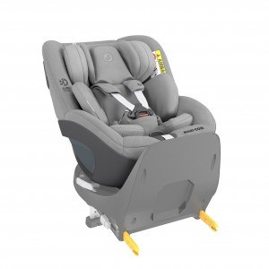 Maxi-Cosi Silla Coche Grupo 1 Pearl 360 I-Size Authentic grey 8045510110