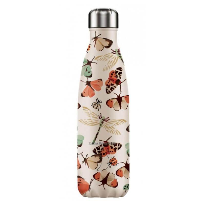 Chilly's Botella Térmica 500 ml Emma Mariposas