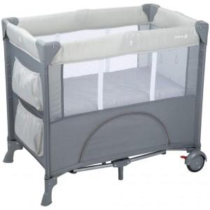 Safety Cuna de viaje Mini Dreams  Warm Grey 2113191000