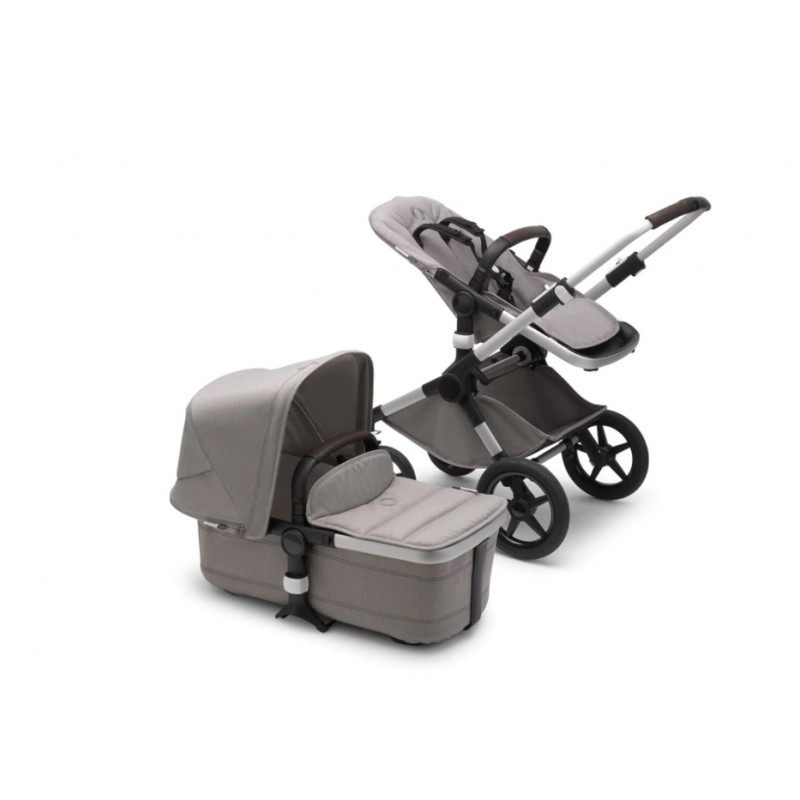 Bugaboo Fox 2 Mineral Collection Light Grey