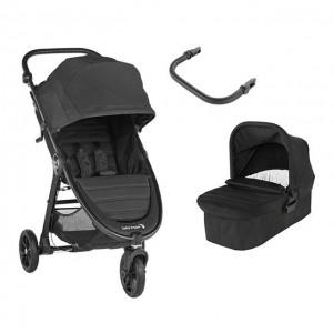 Baby Jogger City Mini Dúo GT 2 JET