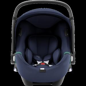 Britax Römer Pack Silla Coche Grupo 0+ Baby-Safe i-Sense + Base iSense Indigo Blue 23754