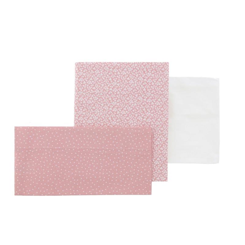 Cambrass Juego de Sábanas Forest rosa