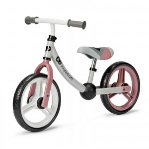 Kinderkraft Bicicleta Equilibrio 2WayNext Rose Pink KR2WAY00PNK00000