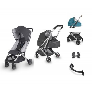 UPPAbaby Dúo Minu + Pack Regalo Accesorios