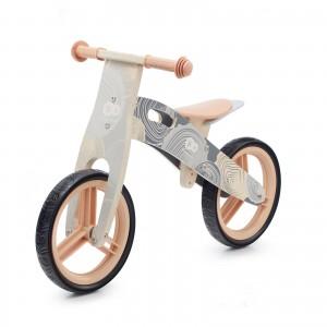 Kinderkraft Bicicleta Equilibrio Runner Nature Grey  KRRUNN00GRY0000