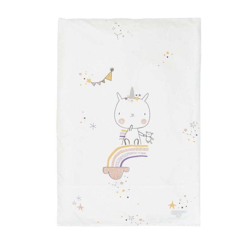 Bimbidreams Nórdico para Minicuna Unicornio