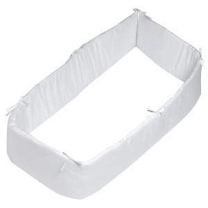 Bimbidreams Protector de Cuna 360 Blanco