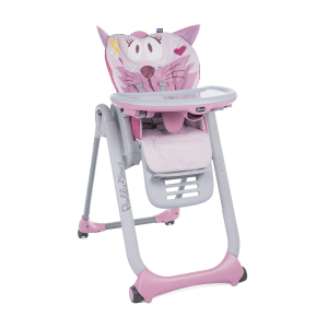 Chicco Trona Polly2Start Miss Pink