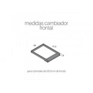 Ros Estructura Cambiador Madera