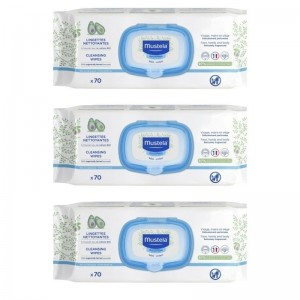 Mustela Pack 3 Paquetes...