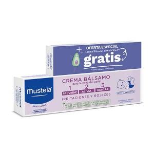 Mustela Crema bálsamo 1 2 3 150ml + 50 ml gratis