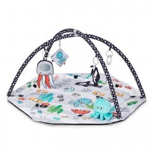 Kinderkraft Manta de Juegos Sea Land