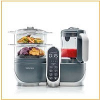 Electrodomésticos comida bebé