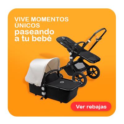 rebajas cochecitos de bebés