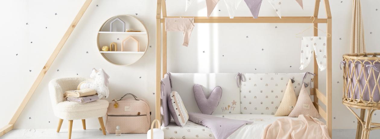 Decoración habitación bebés