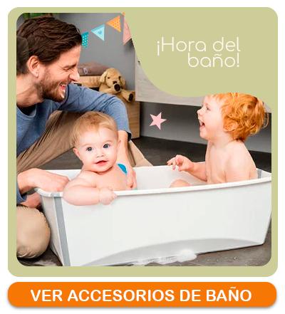 Artículos para el baño-  Feria del Bebé