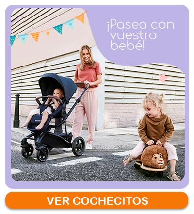 Cochecitos Feria del Bebé