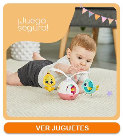 Juguetes Feria del Bebé
