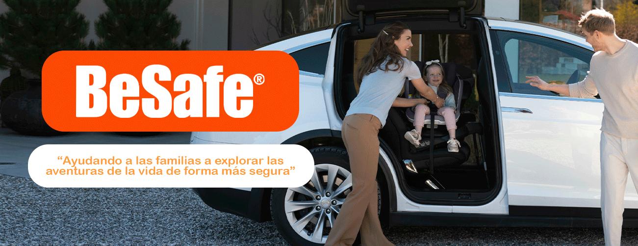 Besafe, seguridad vial de bebés