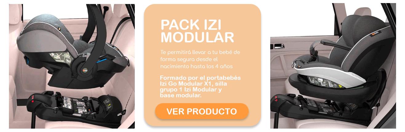 Pack Izi Modular