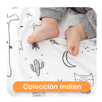 colección indian