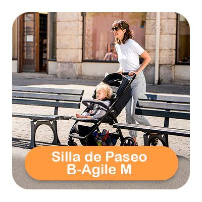 silla de paseo B-Agile