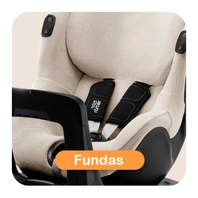 Fundas de sillas de coche