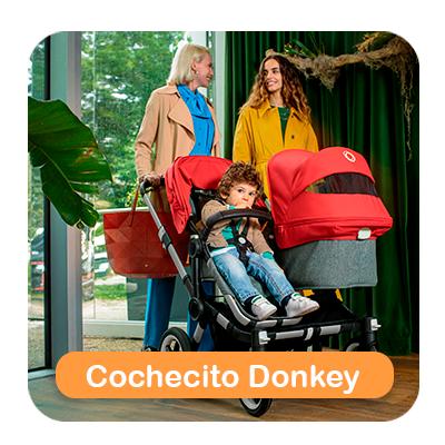 Cochecito donkey