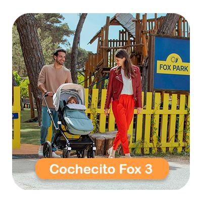 Cochecito Fox 3 Bugaboo