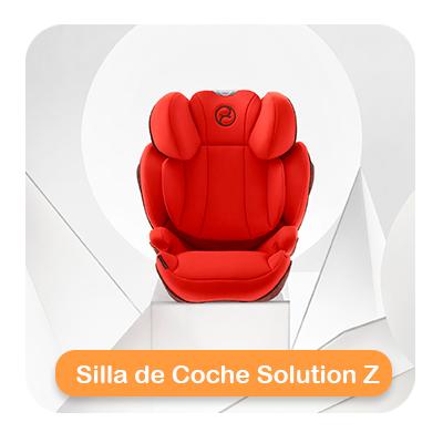 silla de coche solution
