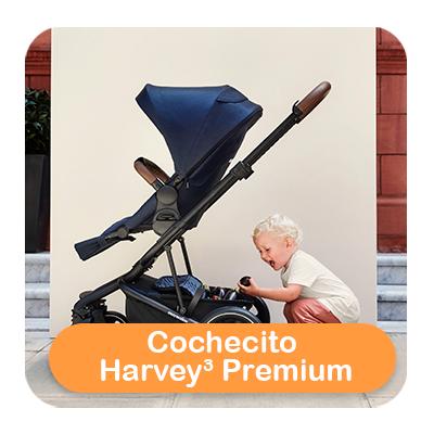 Cochecito harvey 3 premium