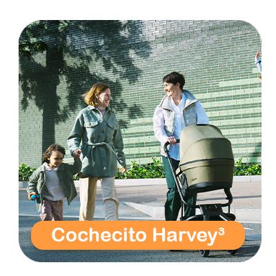 Cochecito harvey 3
