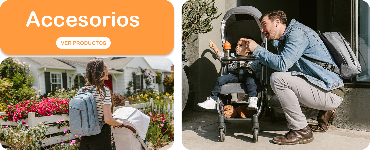 Accesorios Uppababy