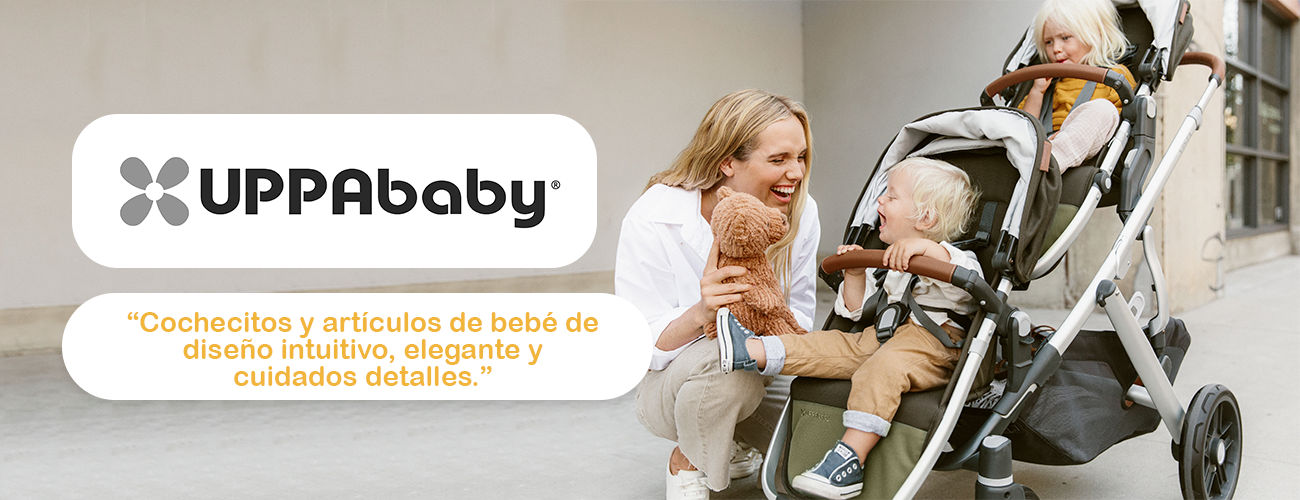 Cover Uppababy