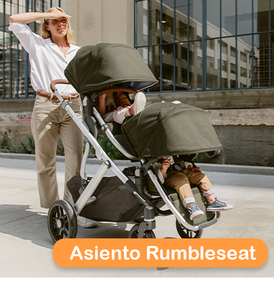 Asiento Rumbleseat