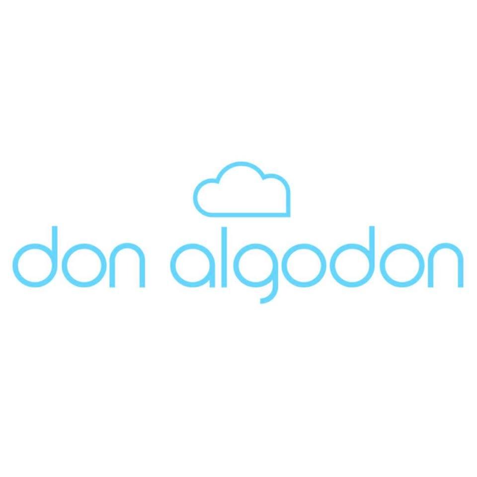 logotipo don algodón