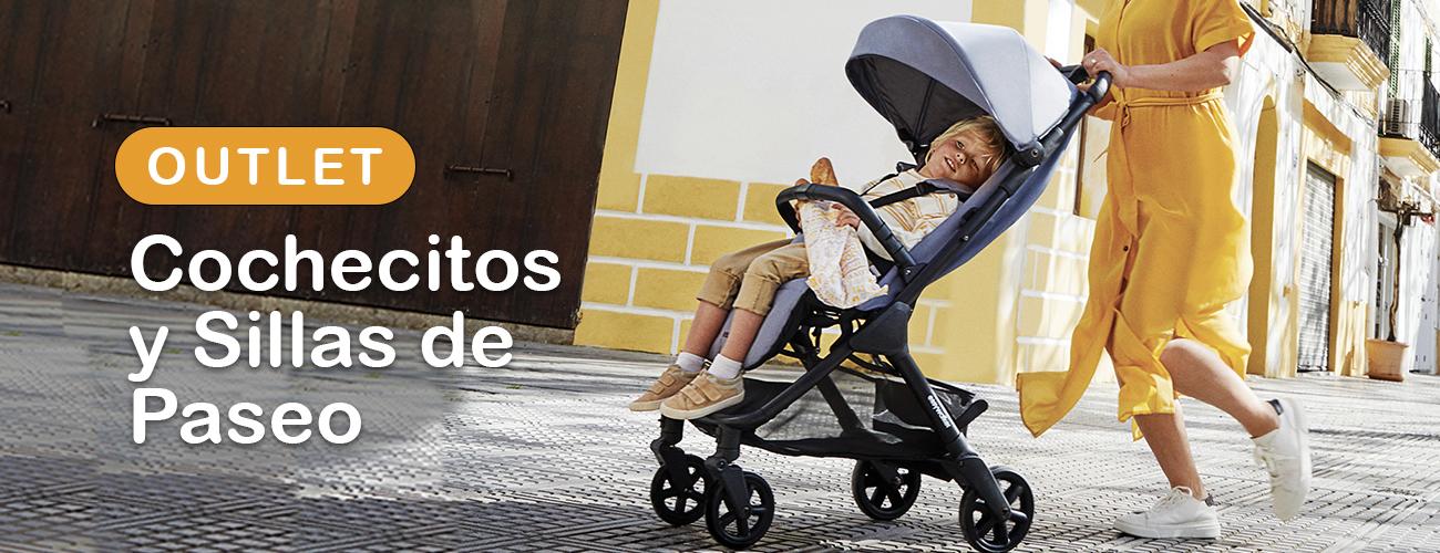 Outlet de sillas de paseo y cochecitos