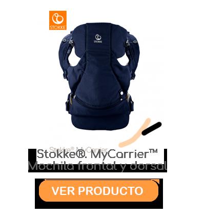 mochila portabebé Stokke