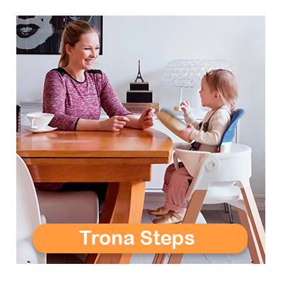 Stokke trona steps