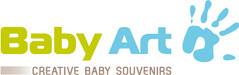 logotipo baby art